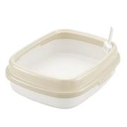 コロル ネコトイレ 55 ベージュ [猫用トイレ 固まる猫砂用]