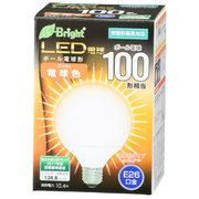 LDG10L-G AG22 [LEDボール球 100W相当 密閉器具対応 全方向タイプ E26/10.4W 電球色]
