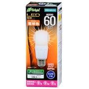 LDT8L-G IS20 [LED電球 T型 60W相当 密閉器具・断熱材施工器具対応 全方向タイプ E26/8W 電球色]