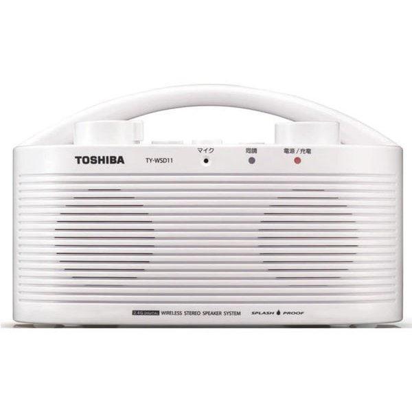 TY-WSD11(W) [ワイヤレススピーカーシステム ホワイト]