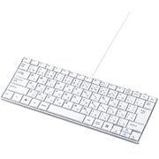 SKB-SL18WN [USBスリムキーボード 日本語配列 ホワイト]