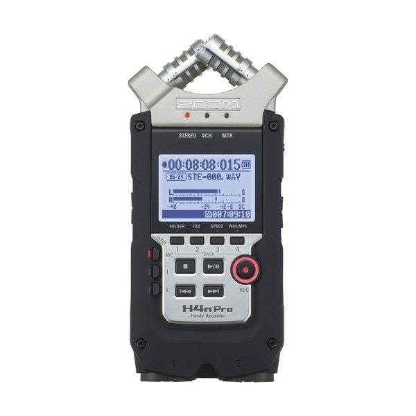 H4nPro Handy Recorder [高音質4トラック・オーディオレコーダー]
