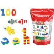diablock(ダイヤブロック) DBB-06 BASIC 100 [ブロック玩具 対象年齢:3歳~]