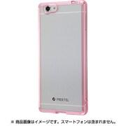 RT-FRECC2/P [FREETEL SAMURAI REI(FTJ161B-REI) ハイブリッドケース ピンク]