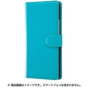 RT-FREELC1/A [FREETEL SAMURAI REI(FTJ161B-REI) 手帳型 シンプル マグネットケース ブルー]