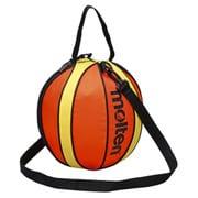 NB10R [ボールバッグ バスケットボール1個入れ オレンジ×クリーム NB10R]