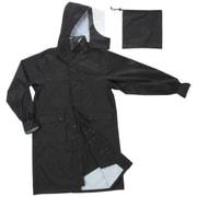 #01494-BLK-フリー メンズ レインコート ブラック FREE