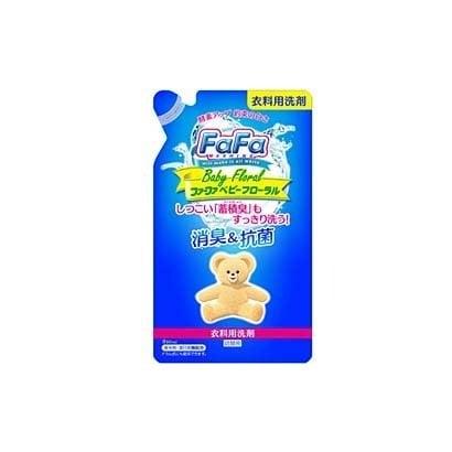 ファーファ 衣料用洗剤 ベビーフローラルの香り 詰替 810ml [液体洗剤]