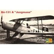 92192 [1/72スケール ドイツ空軍 ビュッカー Bü-131A ユングマン 練習機]