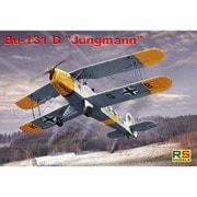 92193 [1/72スケール ドイツ空軍 ビュッカー Bü-131D ユングマン 練習機]