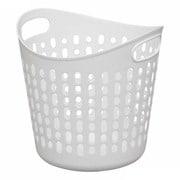SBK-350 [ソフトバスケット Sサイズ(穴あり) ピュアホワイト]