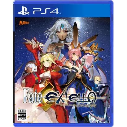 Fate/EXTELLA (フェイト/エクステラ) [PS4ソフト]