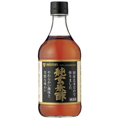 純玄米酢 [500mL]