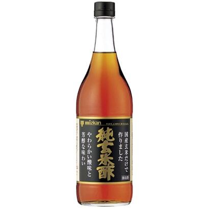 純玄米酢 [900mL]