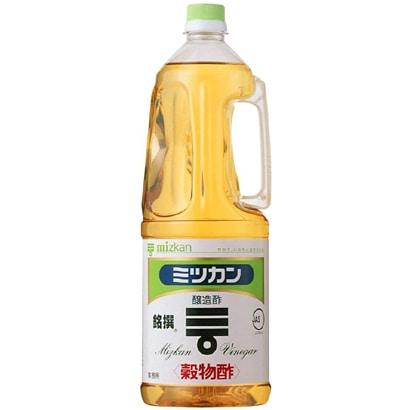 業務用 食酢 [穀物酢 銘撰ペットボトル 1.8L]