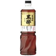 業務用 食酢 [醸造酢 黒酢 1L]
