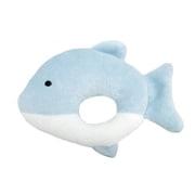 どうぶつラトル イルカ ブルー [対象年齢:0ヶ月~]