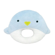 どうぶつラトル ペンギン ブルー [対象年齢:0ヶ月~]