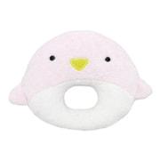 どうぶつラトル ペンギン ピンク [対象年齢:0ヶ月~]