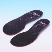 カルパワースマート+ ジェットブラック 26.5-27.5cm [靴用インソール]