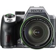 PENTAX K-70 18-135WRキット シルキーシルバー [ボディ+交換レンズ「PENTAX-DA 18-135mm F3.5-5.6ED AL[IF] DC WR」]