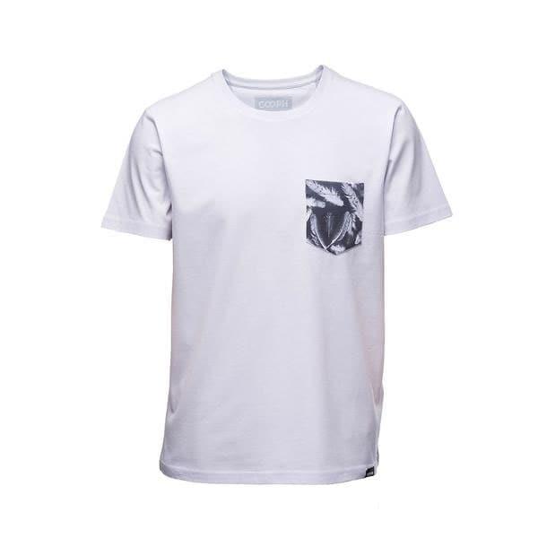 t-shirt CYANOTYPE Nimbus cloud S [ピクチャーポケットTシャツ サイズS]