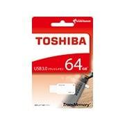 USA-3A064GW [TransMemory USBフラッシュメモリ USA-3Aシリーズ 64GB]