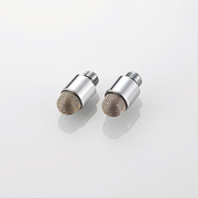 TB-TIPS01 [タブレット用 タッチペン交換用 ペン先 導電繊維タイプ 2個]