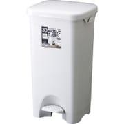 HOME&HOME ペタルペール 30PS グレー [ゴミ箱]
