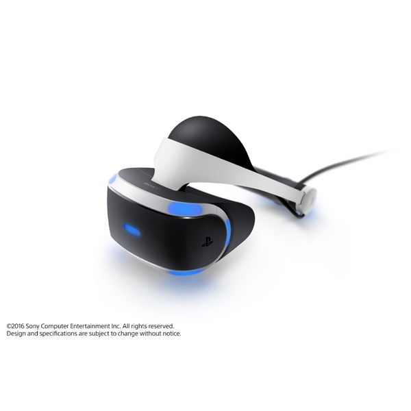 PlayStation VR(プレイステーション ヴィーアール) CUHJ-16000 [PlayStation4専用バーチャルリアリティシステム]