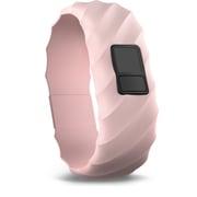1245251 [vivofit3用 リストバンド Waves Pink]