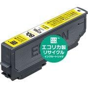 ECI-E80L-Y [ICY80L 互換リサイクルインクカートリッジ 染料イエロー]