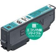 ECI-E80L-LC [ICLC80L 互換リサイクルインクカートリッジ 染料ライトシアン]