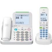 JD-AT85CL [デジタルコードレス電話機 子機1台 ホワイト]
