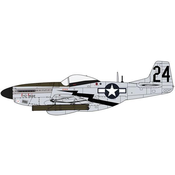 08244 [1/32スケール P-51D ムスタング w/ロケットチューブ]