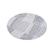 ラージディナープレート 14652 Black&Sand W25×D1.5cm [アウトドア 調理器具]