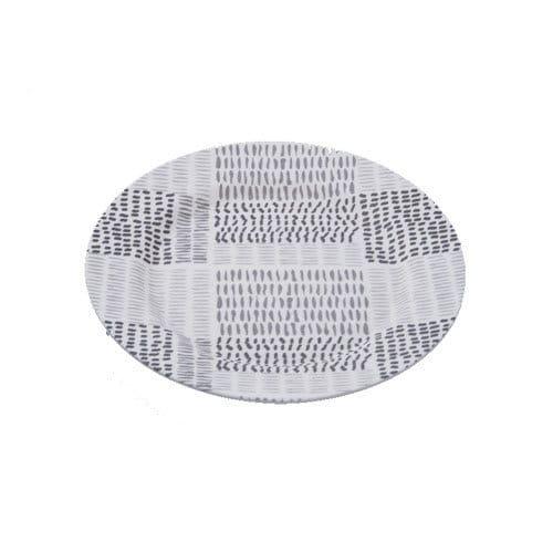 サイドプレート 14662 Black&Sand W20×D1.5cm [アウトドア 調理器具]