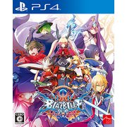 BLAZBLUE CENTRALFICTION [PS4ソフト]