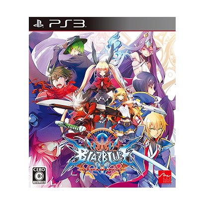 BLAZBLUE CENTRALFICTION [PS3ソフト]
