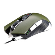 CGR-WOMG-530 [530M gaming Mouse Army-Green]