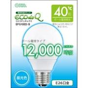 EFG10ED/8 [電球形蛍光灯 エコデンキュウ 40W形 E26 昼光色 G形]