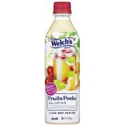 「Welch's」フルーツピールズ 500ml×24本 [果実果汁飲料]