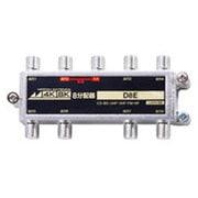 D8E [4K8K放送対応屋内用 8分配器]