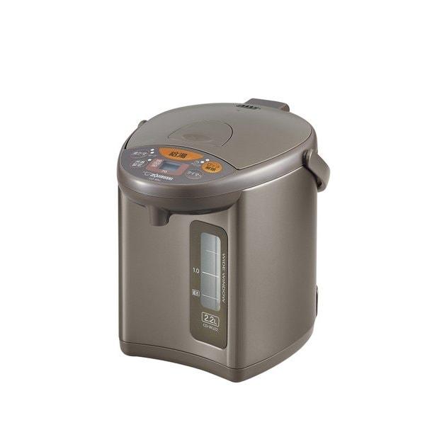 CD-WU22-TM [マイコン沸とう 電動給湯ポット 2.2L]
