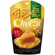 生チーズのチーザ チェダーチーズ 40g [菓子 1袋]