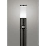 OG254649NC [LEDガーデンライト 昼白色 白熱灯60W相当 ねじ込式 防雨型 人感センサ付 地上高1000]