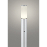 OG254652LD [LEDガーデンライト 電球色 白熱灯60W相当 ねじ込式 防雨型 明暗センサ搭載 地上高1000]