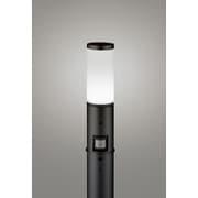 OG254655NC [LEDガーデンライト 昼白色 白熱灯60W相当 ねじ込式 防雨型 人感センサ付 地上高700]