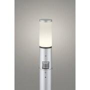OG254656LC [LEDガーデンライト 電球色 白熱灯60W相当 ねじ込式 防雨型 人感センサー付き 地上高700]