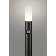 OG254661LC [LEDガーデンライト 電球色 白熱灯60W相当 ねじ込式 防雨型 人感センサ付 地上高1000]